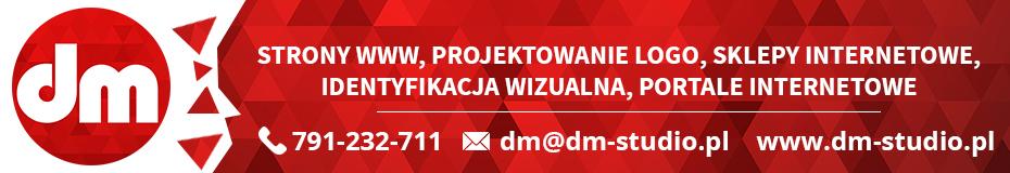 Agencja DM pod TV - 930x160