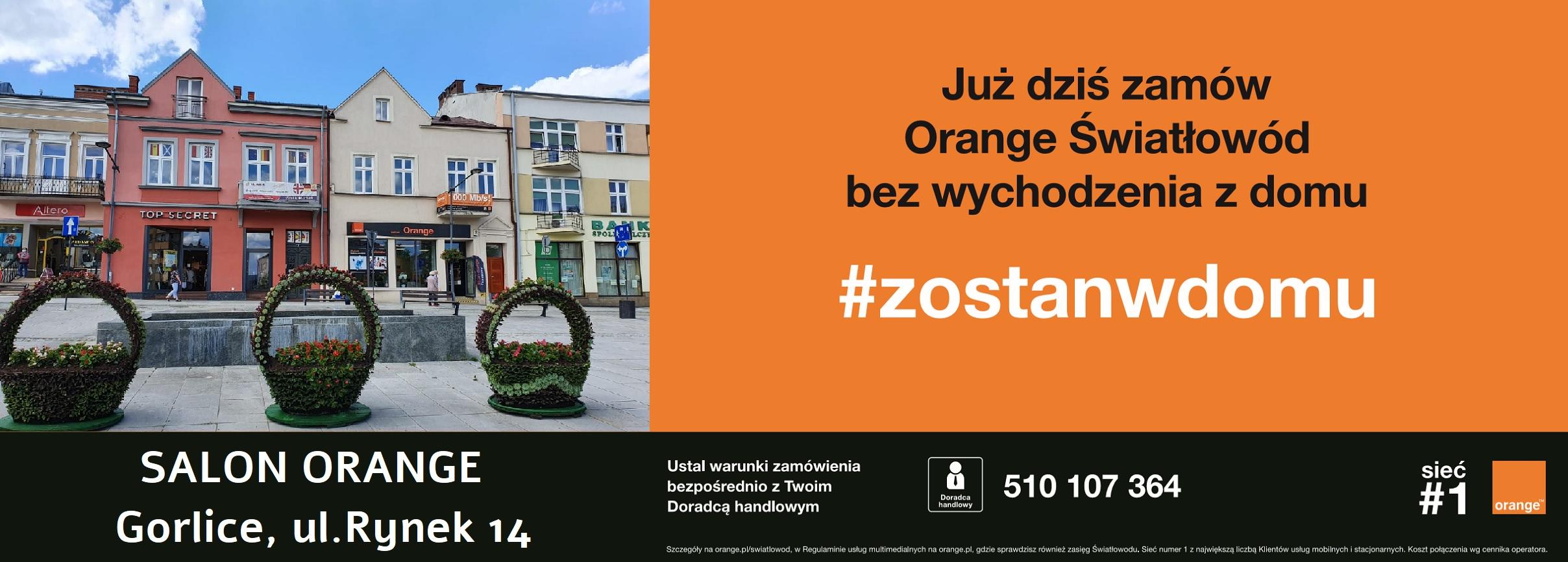 Orange Góra